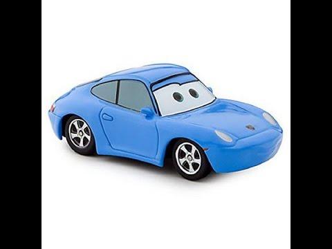 Disney pixar cars 2 sally voitures disney voitures jouets pour les enfants youtube - Voiture sally cars ...