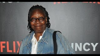 Whoopi Goldberg Came 'Very Close To Leaving The Earth' In Health Scare
