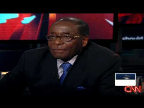 Mugabe: 'It's our land'