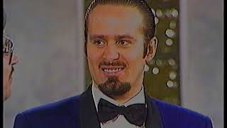 "Фрагмент программы ""Megavisa""  ohjelman fragmentti (MTV3 (Финляндия, январь 1993)"