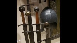 Why enclosed hilts weren't developed on swords earlier in history