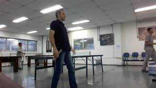 Ping Pong, eu x William ( Goiaba )