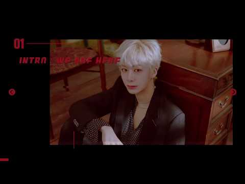 [Teaser] MONSTA X(몬스타엑스) _ 'We Are Here' - The 2nd Album Take.2 (Preview)
