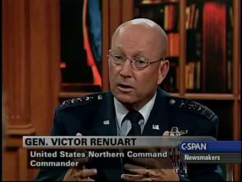 North American Defense/Future of USNORTHCOM/NORAD 08-21-08 @ C-SPAN