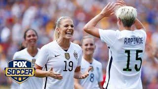 USA vs. Costa Rica Recap - 2015 International Friendly