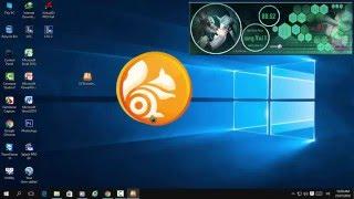 Hướng Dẫn Tải Và Cài đặt UC Browser