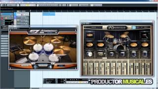 Addictive Drums vs Ezdrummer: ¿Cual es el mejor VSTi de batería?