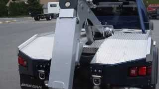 Repeat youtube video 2012 FORD F450XLT 4X4 JERRDAN MPLNG SELF LOADING WRECKER CRAWFORD TRUCK SALES