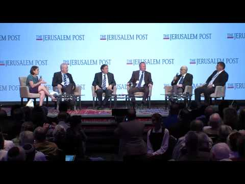 Jpost Annual Conference: Security panel