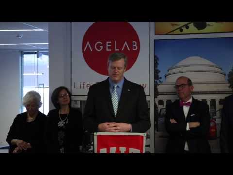 Governor Baker announces Council to Address Aging in Massachusetts