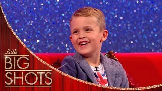Freddie Interview | Little Big Shots