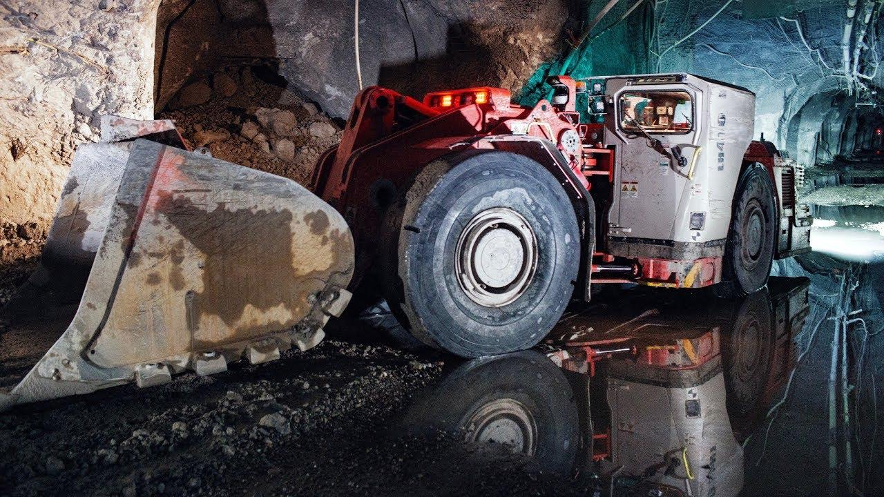 Mitigating Mud Rush Hazards Whilst Improving Productivity | Sandvik Mining and Rock Technology