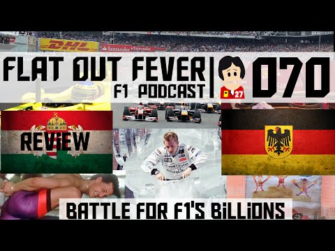 FOF070 - Unsatisfied Hungary and PreGermany with Kurtis Robinson
