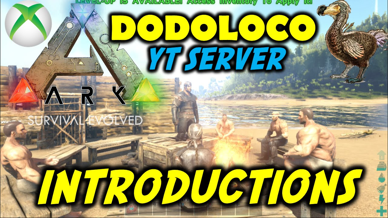 Download ARK DODOLOCO Youtuber Server Intro #1 The Plan w/Loadedcrysis/Tequilayed/Steveiladd87/Fates/Reeper