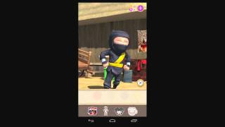 clumsy ninja android review androidizen