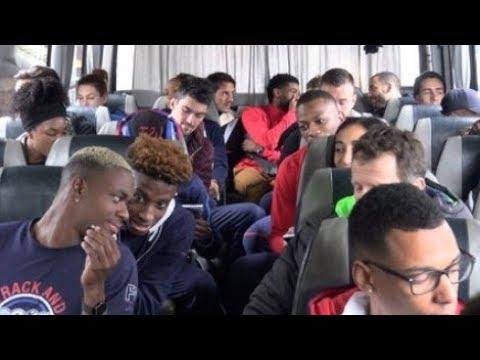 Belgrade 2017 : L'équipe de France en route pour la Serbie