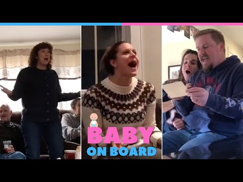 Couple Expecting Triplets Surprise Family And Friends