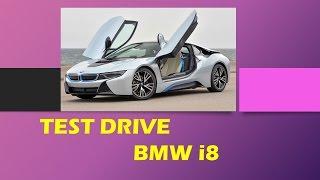 BMW i8 | test drive + car tour | HD 2017