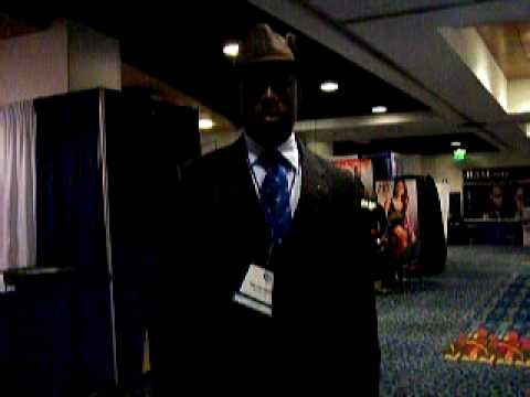 the connecting spot interviews leland hardy, newyork.com at the 2010 BE dealmakers expo