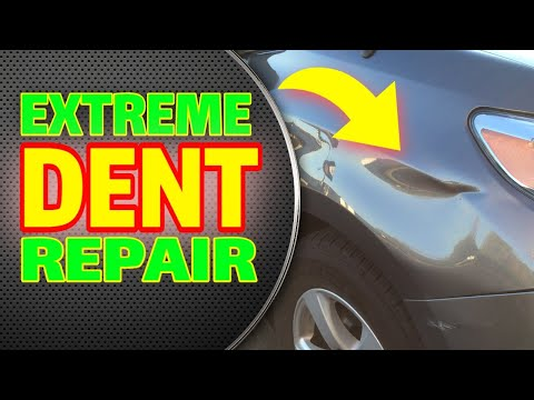 Dent Repair Blaine MN | Auto Body Shop For Paintless Dent Removal