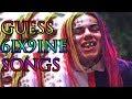 Guess the songs of 6IX9INE in 10 seconds Угадай песню 6IX9INE за 10 секунд