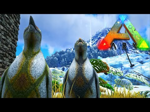ARK MAKING AN ORGANIC POLYMER FARM! - KAIRUKU TAMING! - Ark Vanilla! S4 Ep48!