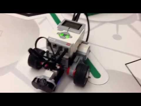 Ev3 programming 1 3 how to detect color using color for Ev3 medium motor arm