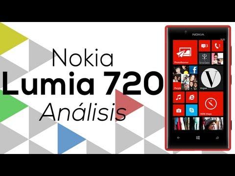 [Análisis] Nokia Lumia 720 (en español)