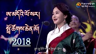 Tibetan Amdo Losar Song 2018 By Tsewang Lhamo Sherten Jamyang Drolma Rigzin Drolma