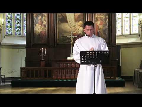 20.06.2021  I  Rīgas Sv. Pāvila draudzes dievkalpojuma sprediķis