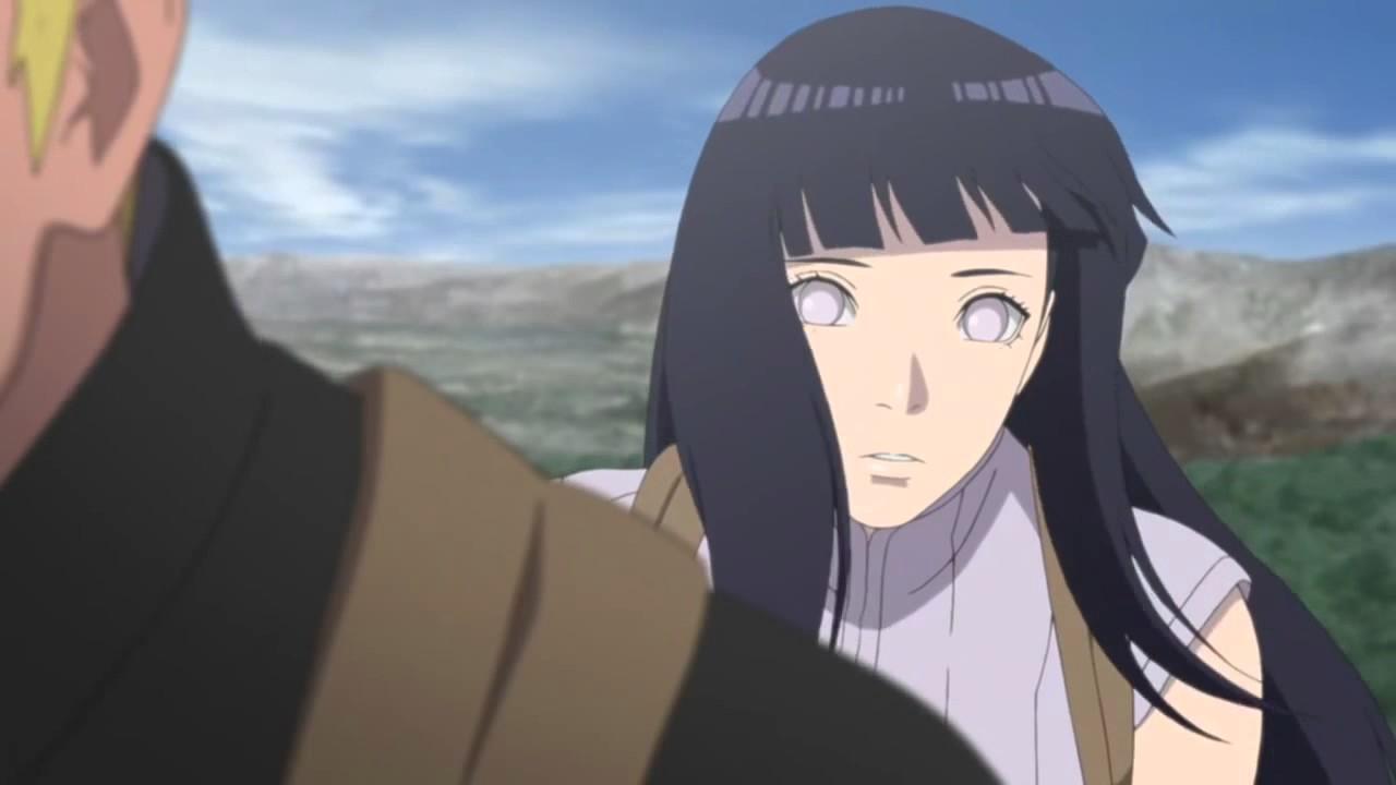 Naruto Y Hinata Momentos