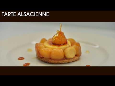 Recette Tarte alsacienne