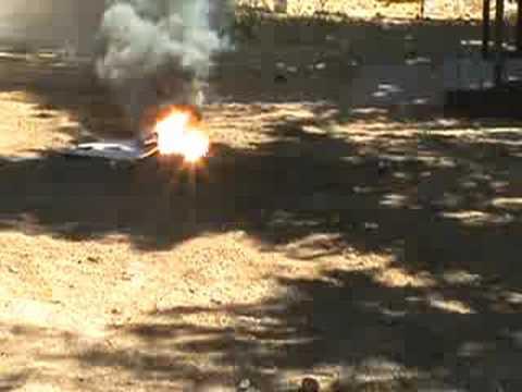 Thermate Grenade