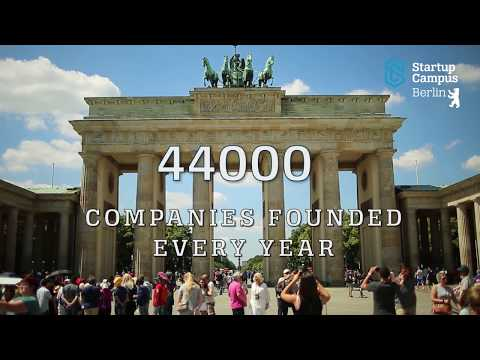 Startup Campus Berlin Program
