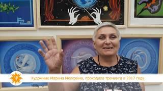 Выставка Марины Мелёхиной