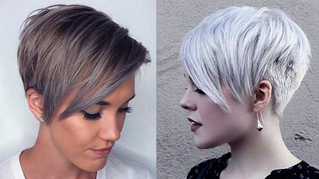 Corte de pelo para mujer pixie