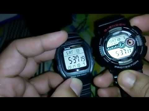 Casio - 3239 3240 Digital Wrist watch(made in Japan)