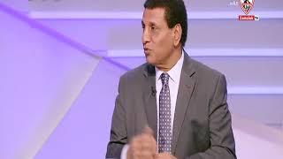 ستوديو الزمالك - فاروق جعفر يلقي كلمة رائعة في حق الزمالك بعد الفوز على الأهلي