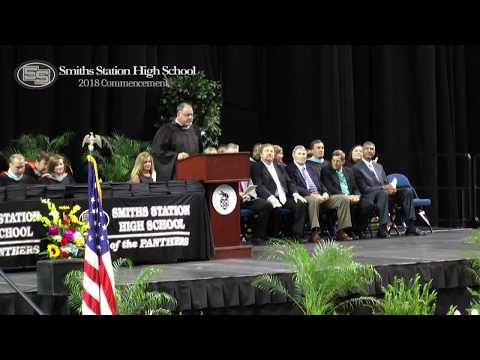 Smiths Station High School 2018 Graduation