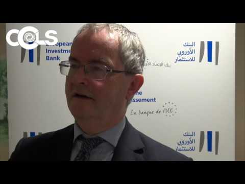 European Investment Bank (EUB) - Vice President Jonathan Taylor - COP22