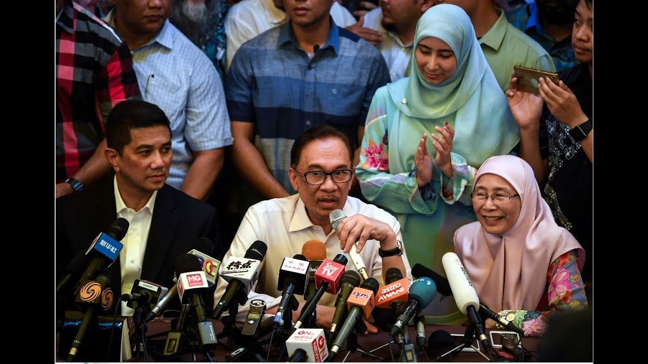 Anwar granted a full pardon
