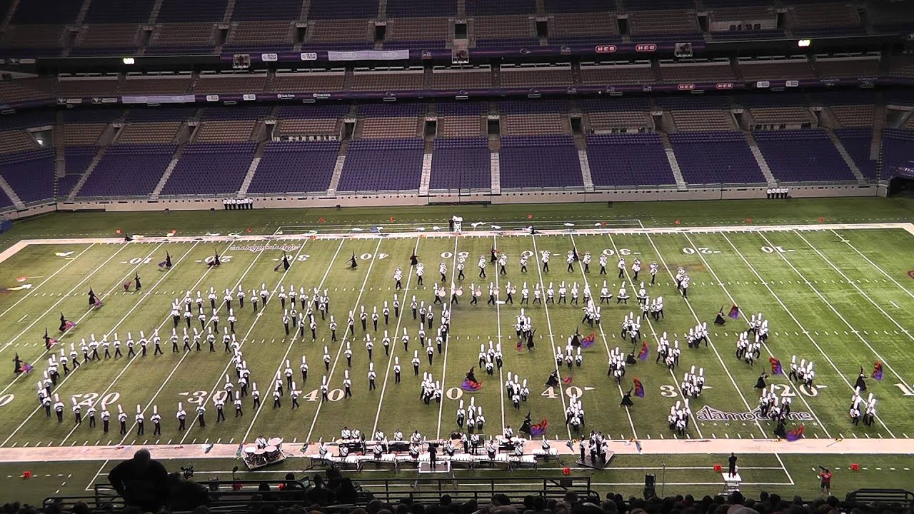 10 of Texas' Best High School Marching Bands (2015)