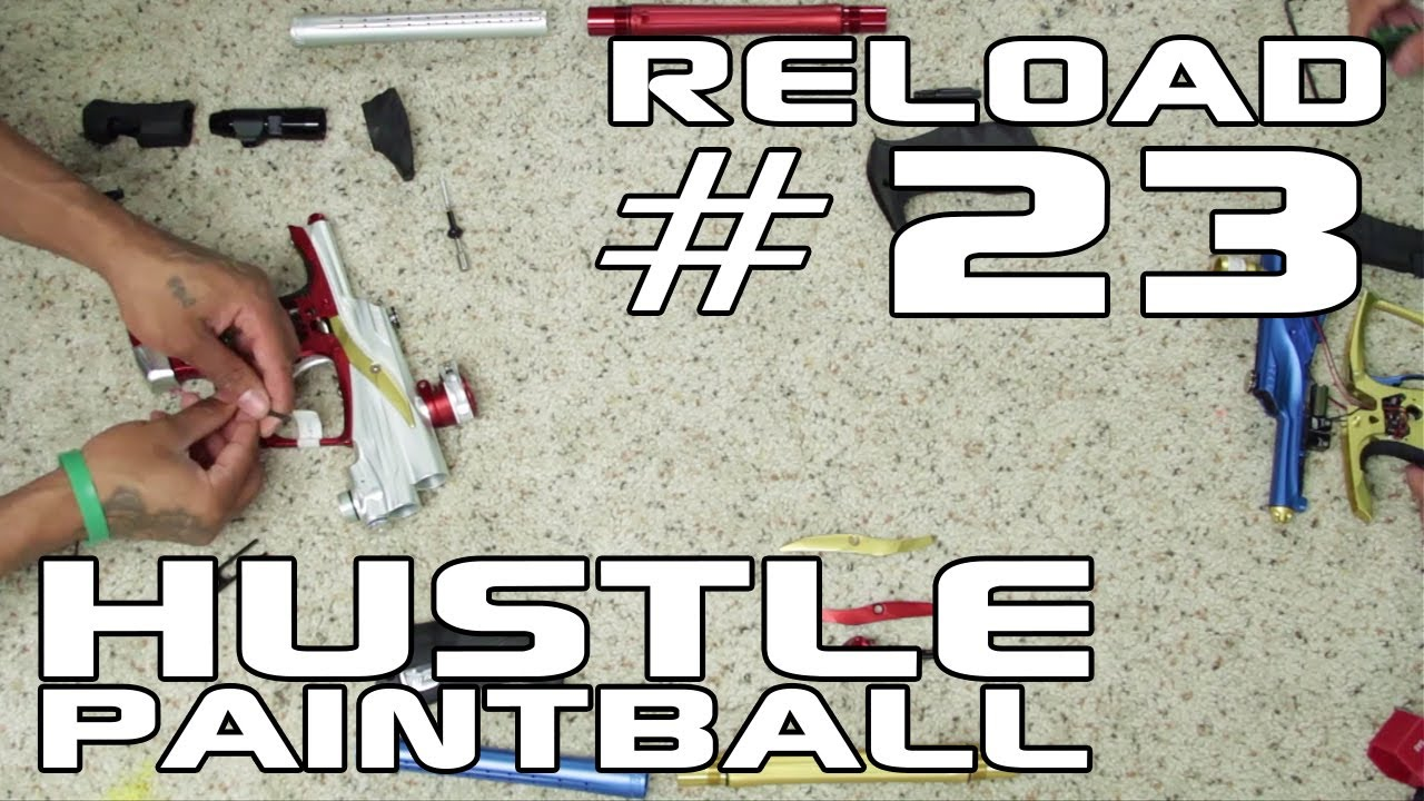The Hustle Reload 23 - Interruption central, use good batteries, and LV1 COLORSWAPS!