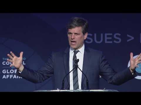 Global Leadership Awards Dinner 2018 Honoree Timothy Shriver ...