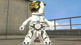 LEGO Marvel's Avengers - Iron Man (Space) Free Roam Showcase