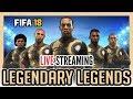 Legendary Legends FIFA 18 LIVE Series Intro mp3