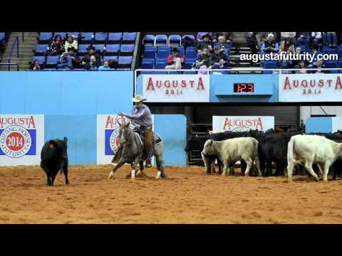 2014 Augusta Futurity  4-year-old Open Finals