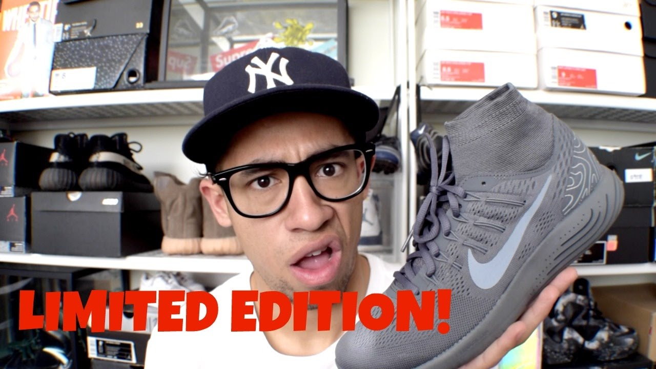 check out 0a3a5 c1542 LIMITED EDITION NIKE RUNNER!