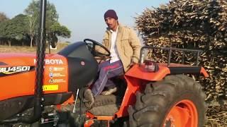 कुबोटा MU 4501 .45 एचपी जानदार ट्रैक्टर