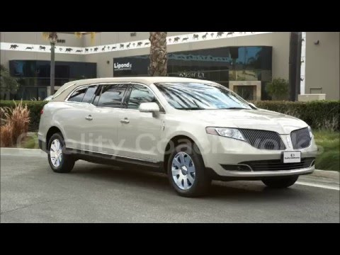 2016 Lincoln Mkt He Two Penger Limo Limousine By Quality Coachworks Qvm